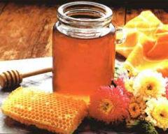 Ванна с медом
