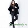 Теплые леггинсы: с чем носить